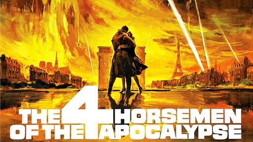 THE FOUR HORSEMEN OF THE APOCALYPSE - Berkshire